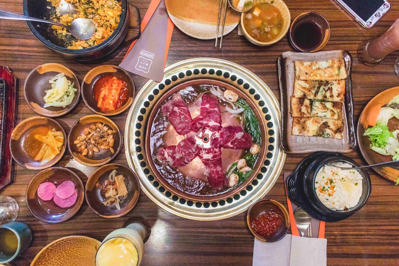 Philippines Bgc Sariwon Korean Barbecue Hot Pot Bbq Restaurant