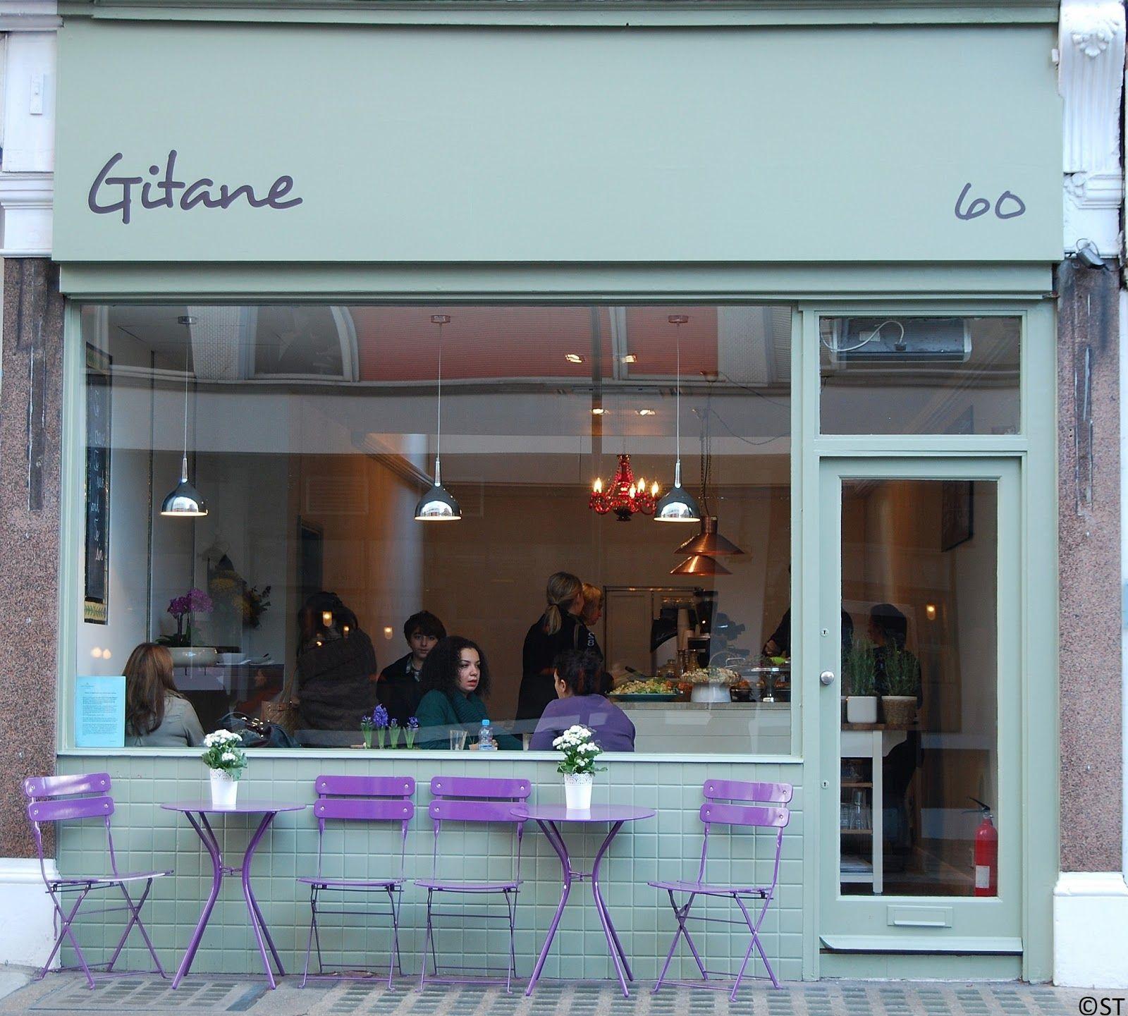 Gitane London   London Cafés   Pinterest   Cafe sign and Store fronts