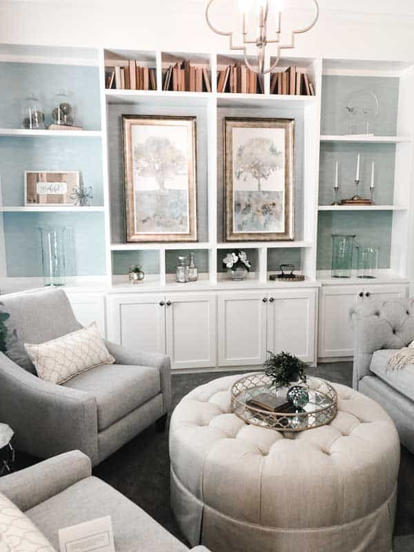 Photo of Family Room Decorating Ideas from the 2019 Parade of Homes