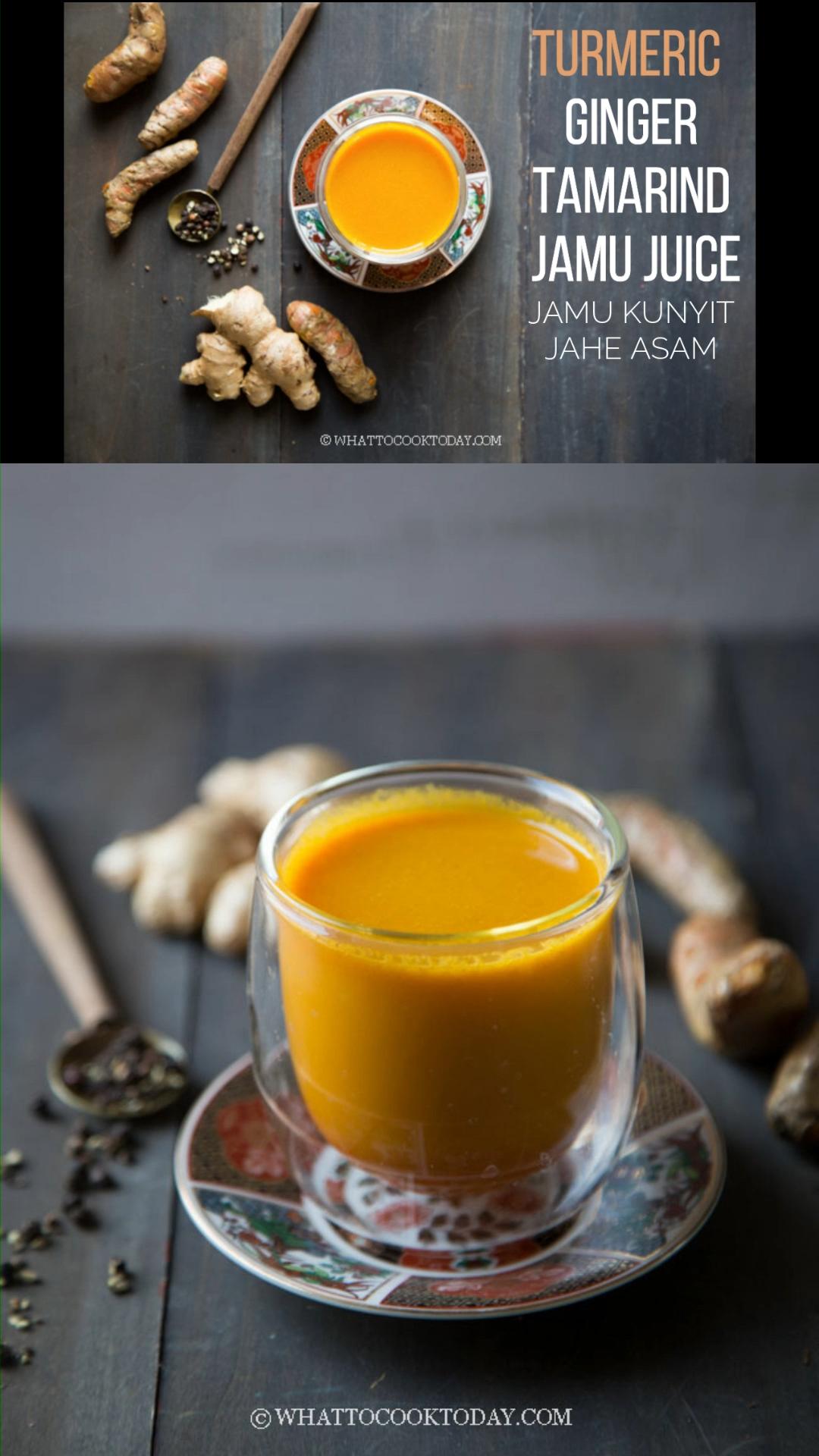 Resep Jamu Anti Corona : resep, corona, Turmeric, Ginger, Tamarind, Juice, (Indonesian, Kunyit, Asam), [Video], Healthy, Drinks,, Juice,
