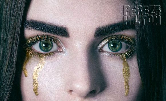 No More Staying Out Of The Spotlight For Aimee Osbourne! See The OTHER Osbourne's Apocalyptic Debut Music Video Raining Gold HERE!