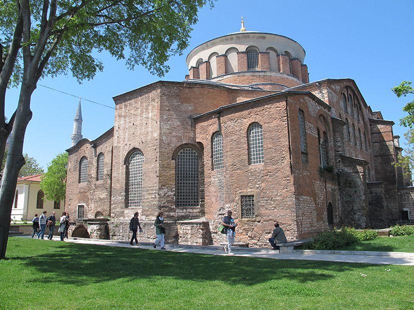 Basìlica de Santa Irene - Estambul
