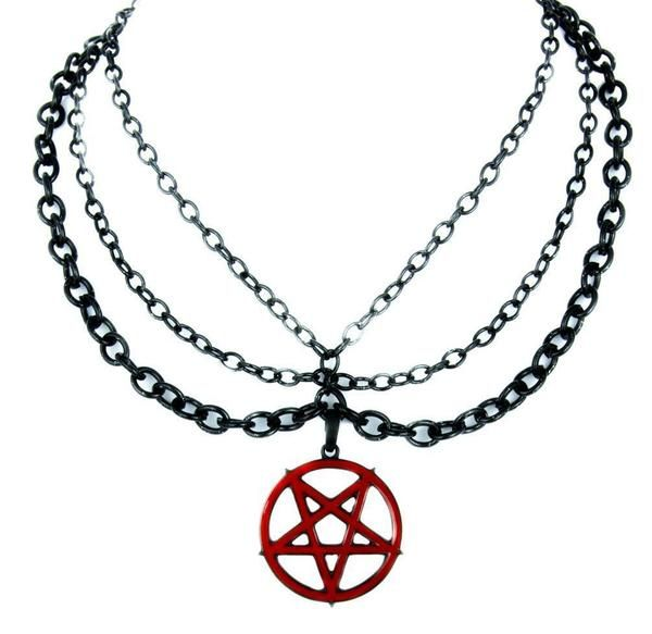 tooth wolf image silver steel stainless red s chain wine gothic pendant itm is necklace dragon loading
