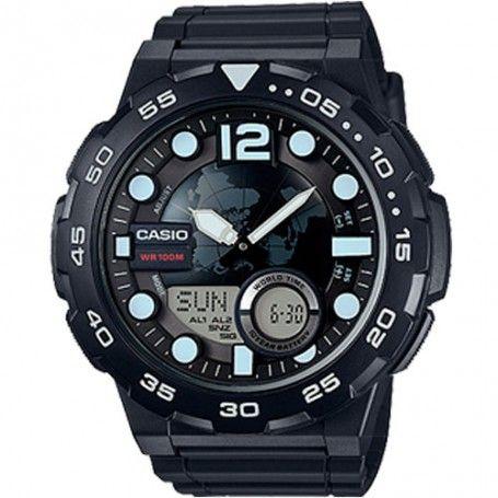 8cb1195d179 Relógio Casio Masculino AEQ-100W-1AVDF