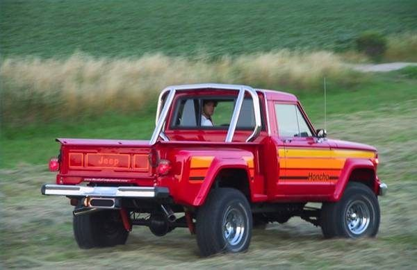 History Of The J10 Jeep Jeep Truck Jeep Jeep Grand