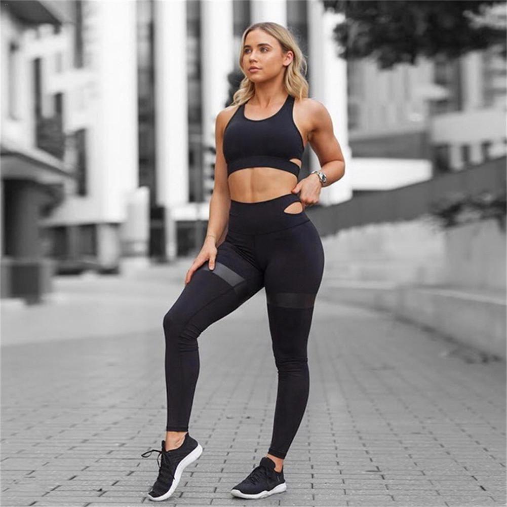 Fitness Workout Piece Set in Leggings Pinterest Fitness