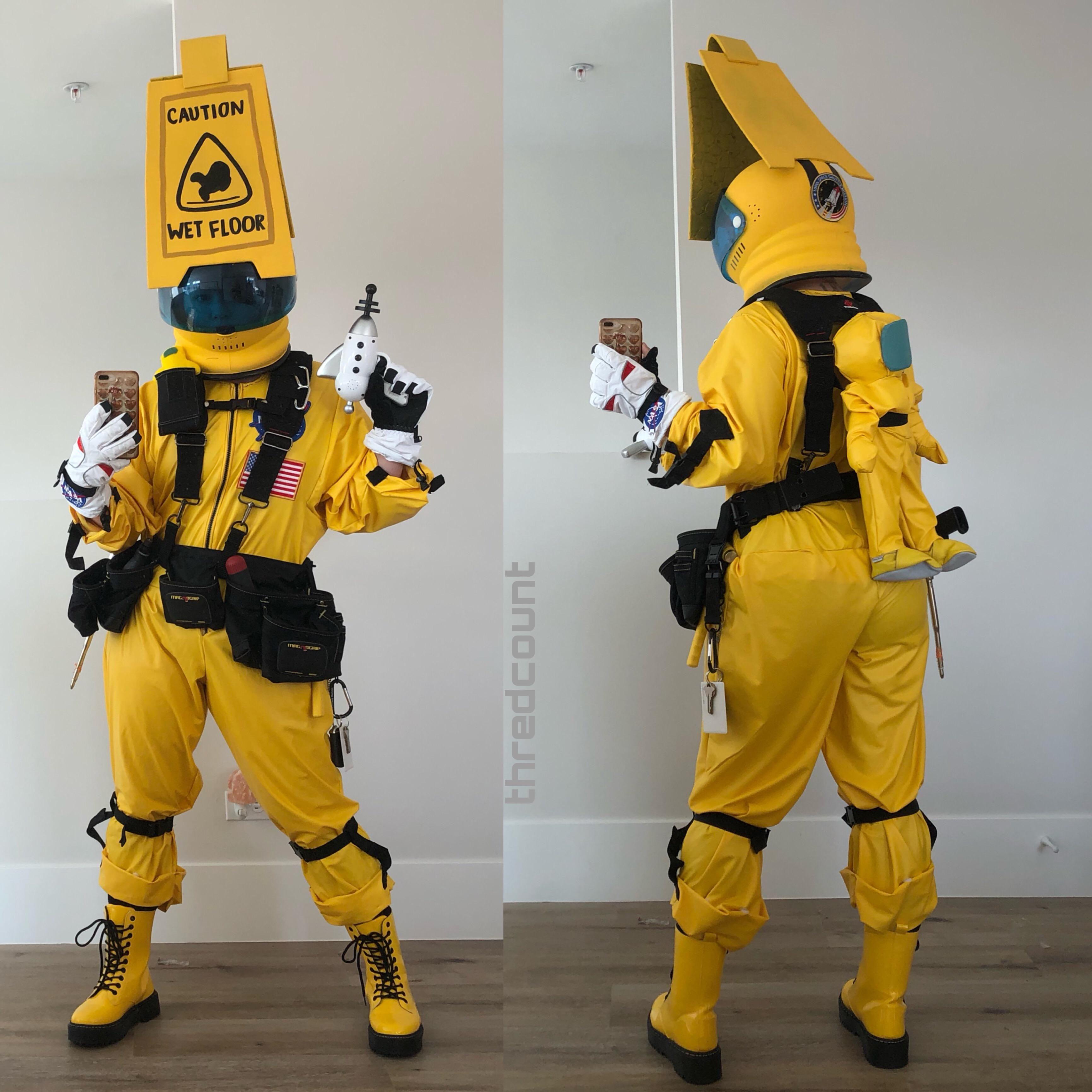 Among Us Character Halloween Costume - AMONGAUS