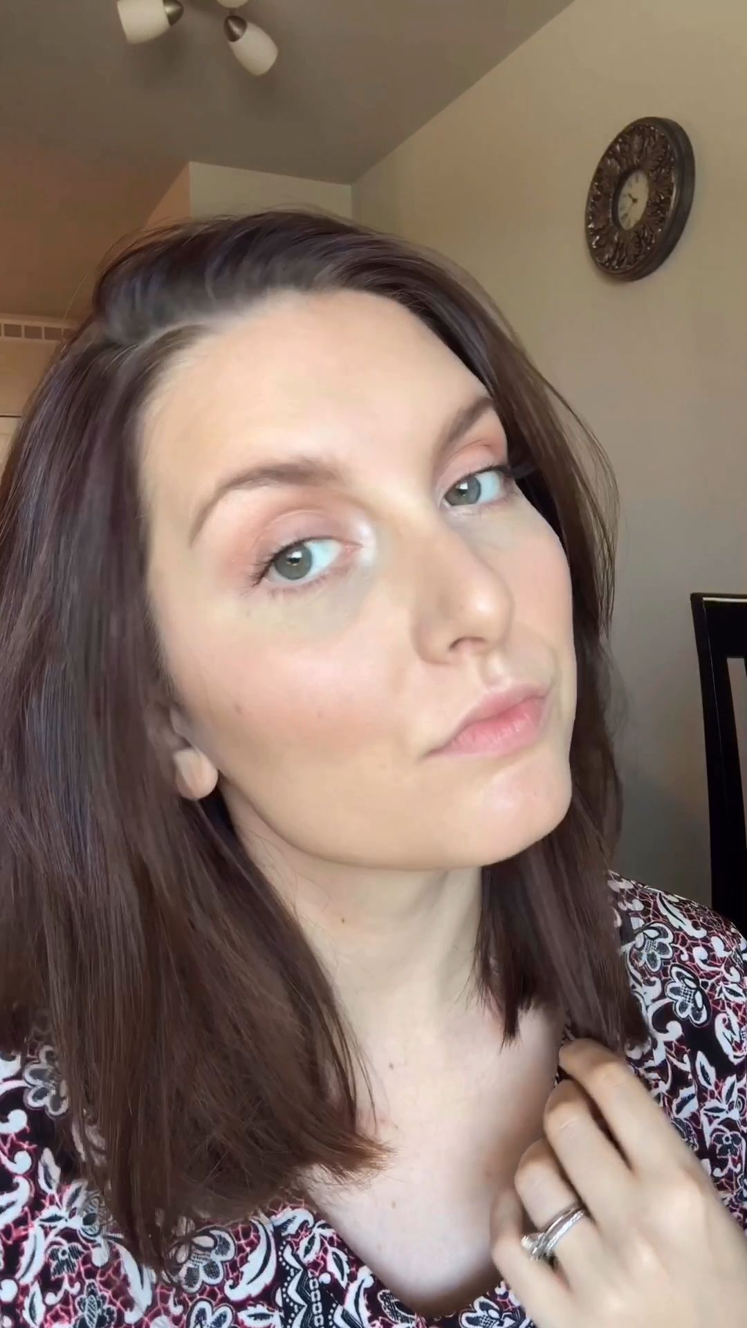 Easy makeup look using Maskcara Beauty products. Lilac