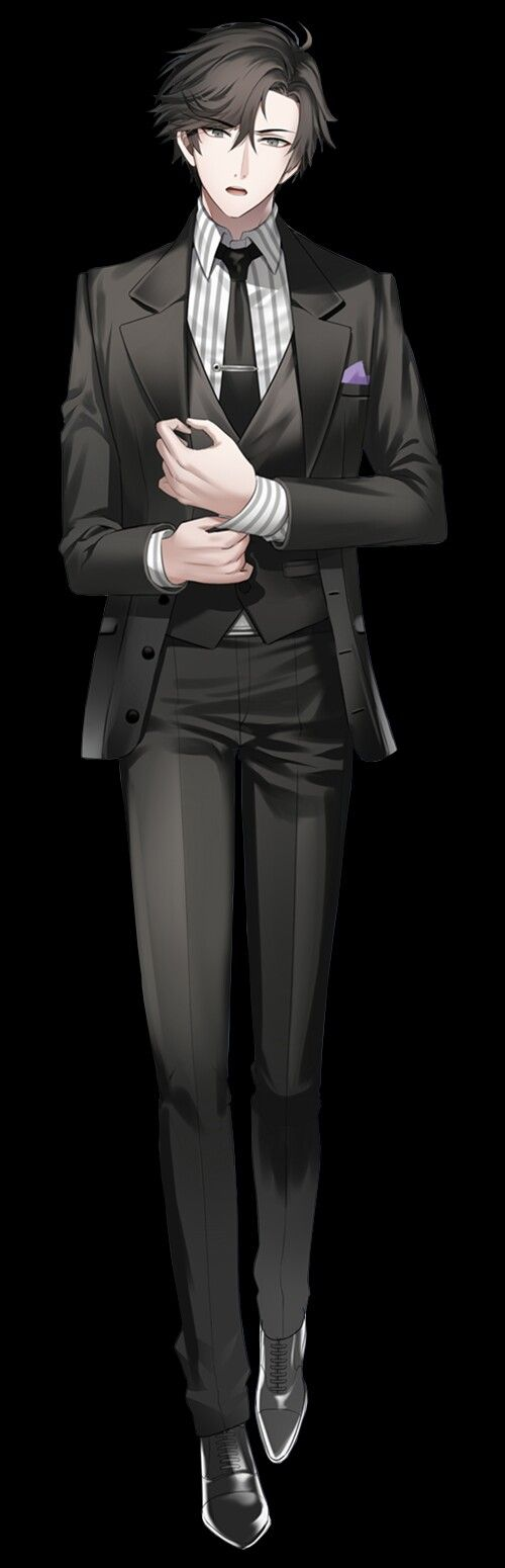 Jumin Han 한주민 is one of the Deep Story characters available in Mystic Messenger. He is the son of a wealthy family and the heir of the C&R International company. He is always on business trips and only talks about work or mature topics, which is why he doesn't know about youth slang or commoner food. Jumin loves to talk about his cat, Elizabeth 3rd, and how beautiful she is. However, no matter how wealthy he may be, he hates gold-diggers and the girlfriends of his father.