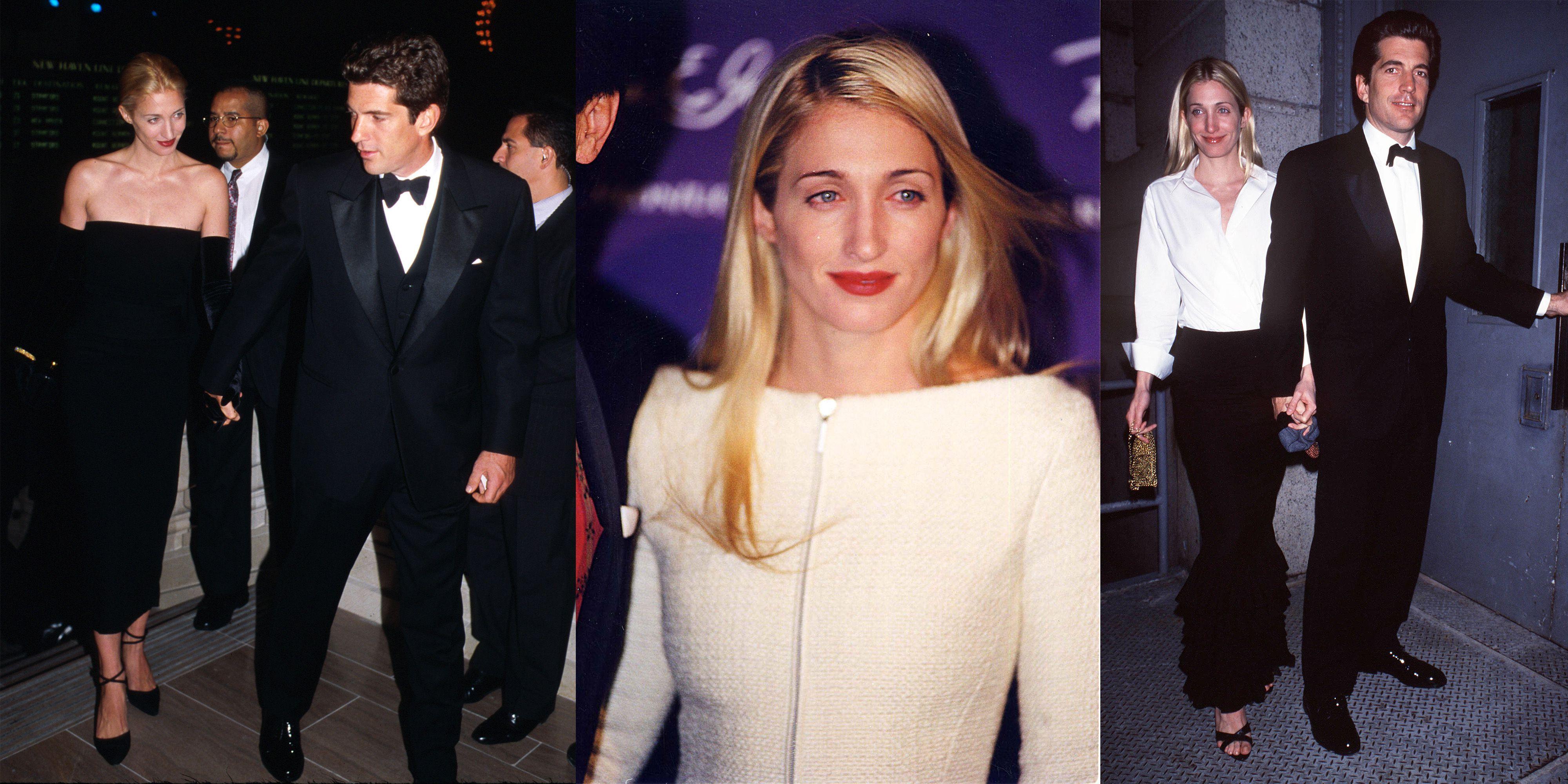 Carolyn kennedy bessette wedding dress  Why is Everyone Still So Obsessed With Carolyn BessetteKennedy