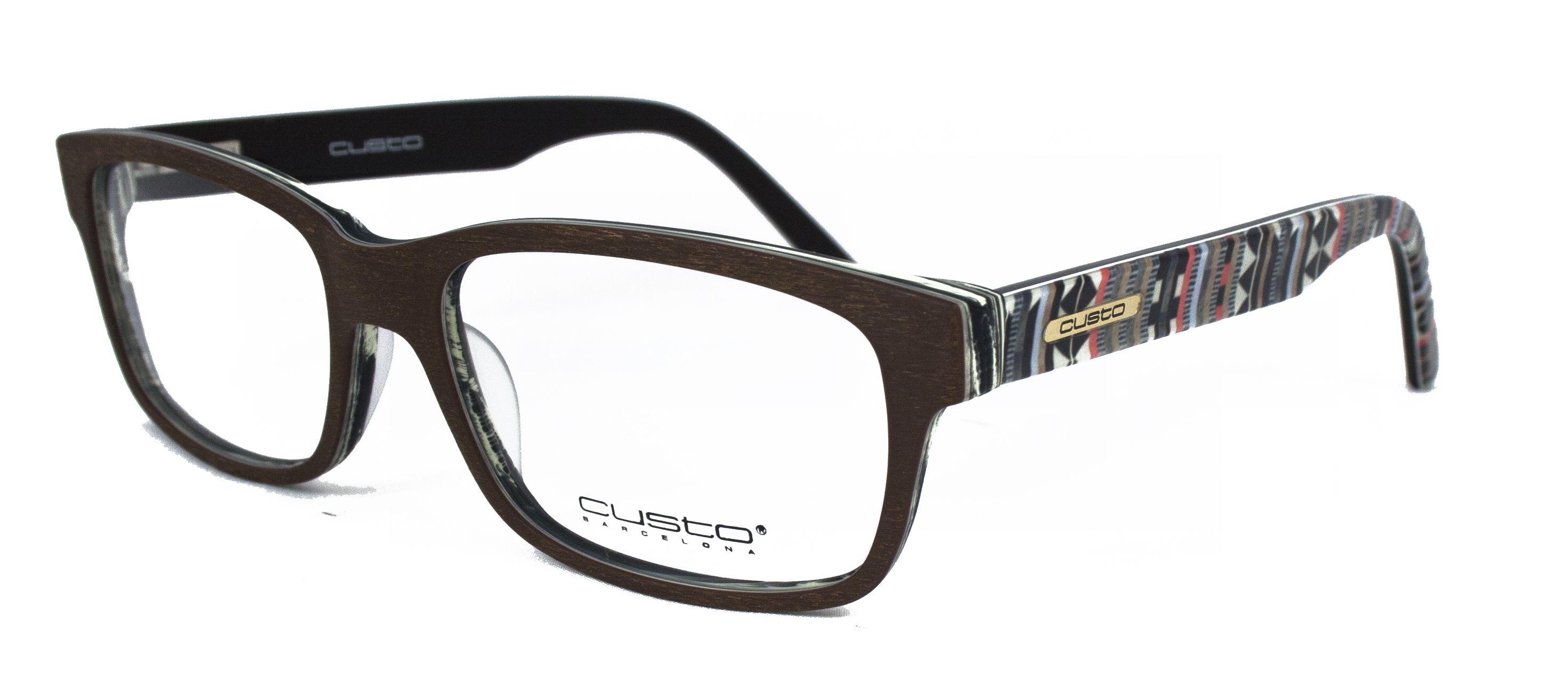 Gafas diseñadas por Custo Barcelona para Opticalia. Montura de ...