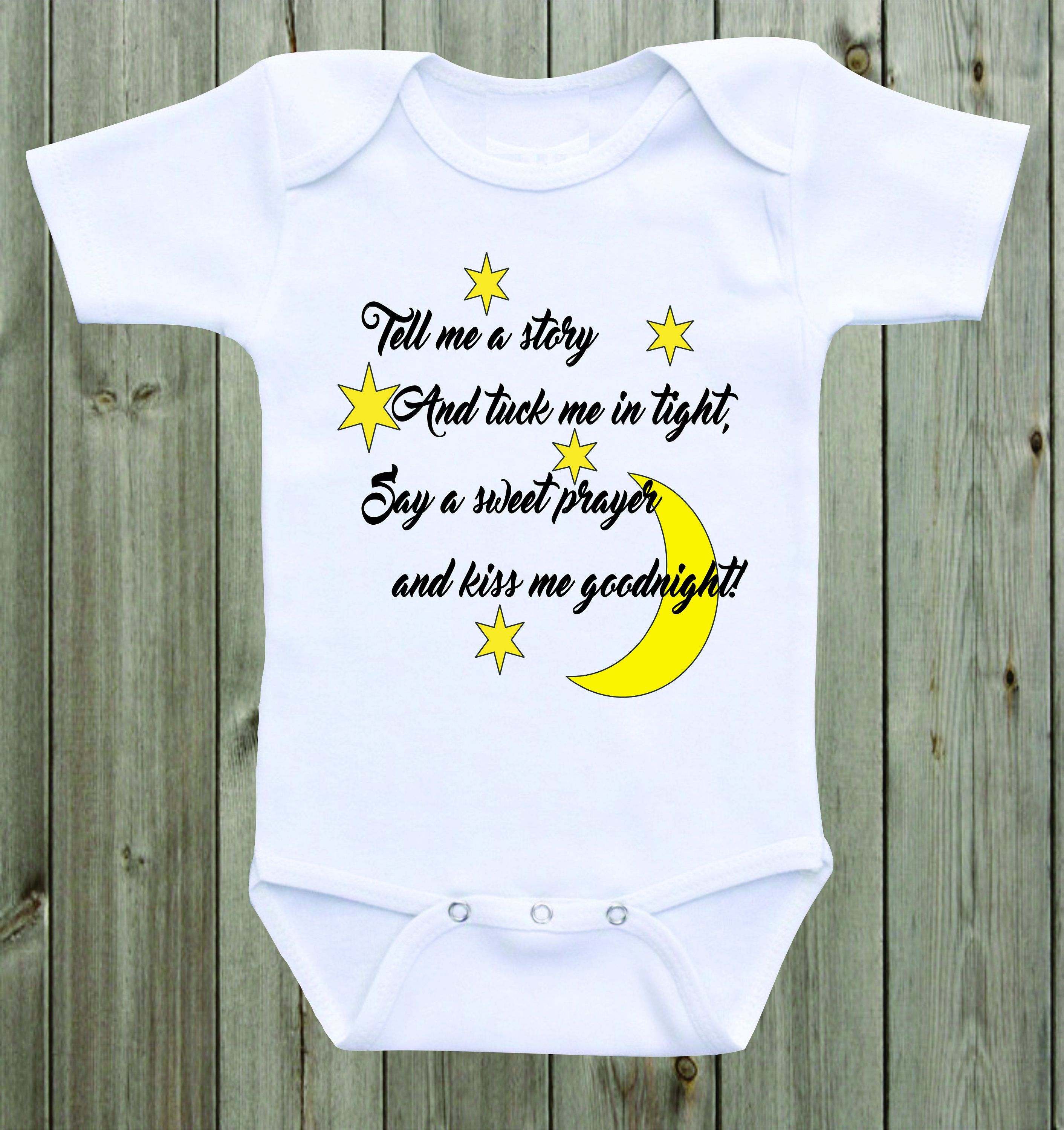 Tell me a story Baby Onesie Unisex Baby Clothing Gender ...