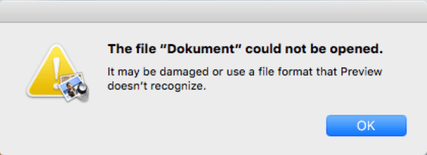 Another OSX.Dok dropper found installing new backdoor