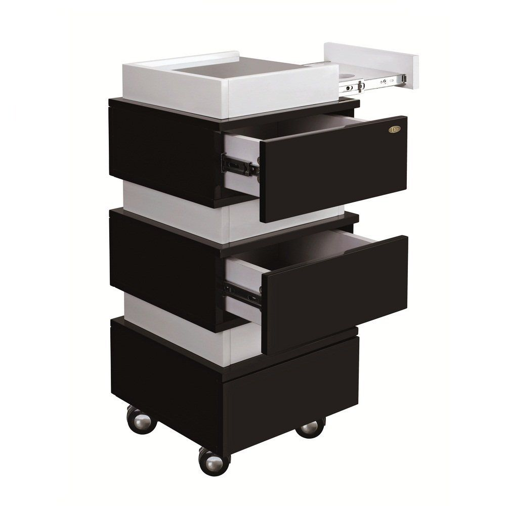 Beauty Trolleys Amazon Salon Rolling Trolley All Purpose Beauty Salon Wooden
