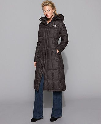 6df44386e Triple C Long Hooded Puffer by The North Face. <3 | My Style | North ...