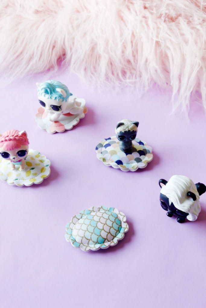 lol doll craft ideas - lol pets pillows! - see kate sew