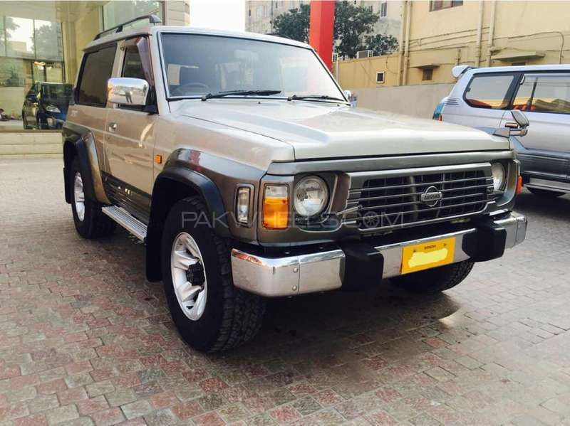 Nissan Safari 1995 In Pakistan Ads April Clasf Motors