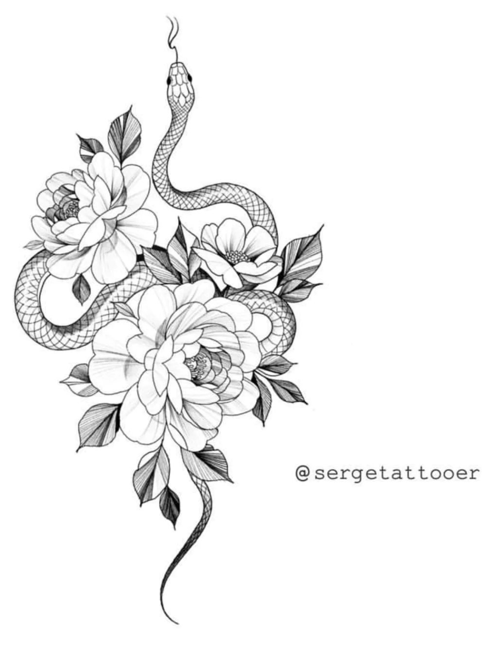 Rose Sketch Rose Clipart Gray Black Sketch Png And Vector With Transparent Background For Free Download Rose Drawing Tattoo Rose Tattoos Hip Tattoo