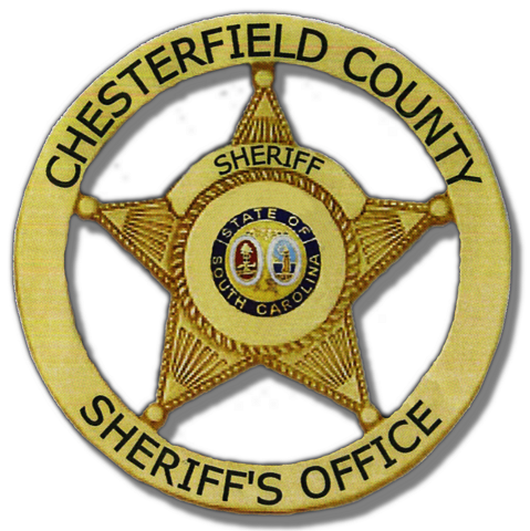 Chesterfield County Sheriff Sc Police Badge Fire Badge Badge