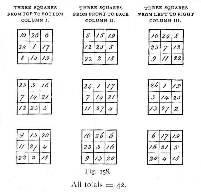 Pin On Magic Squares