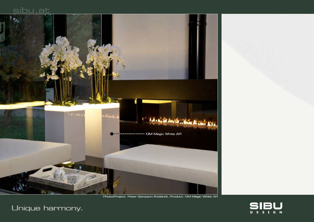 SIBU Design - Monatsspezial