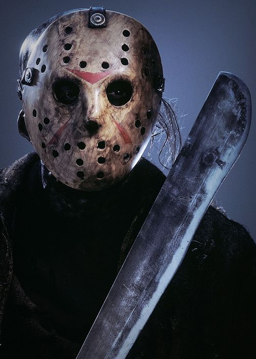 Jason, Friday the 13th (pretty much like all these movies except ...