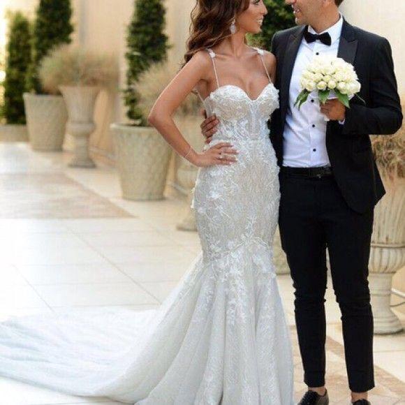 Real Brides In Wedding Dresses: Real BERTA Brides