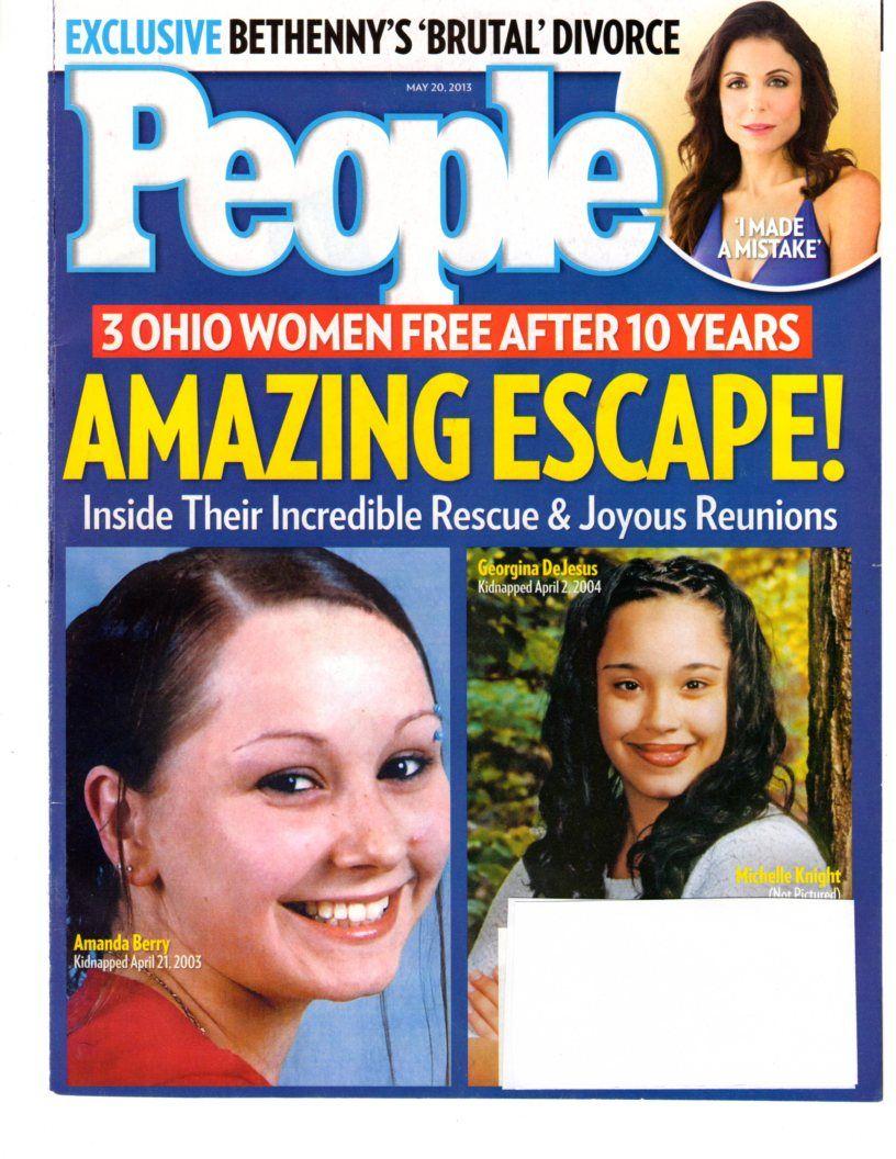 Michelle Knight People Magazine
