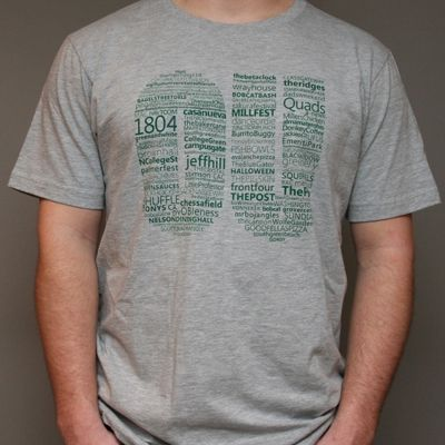 Everything you LOVE about OU...all on one shirt!