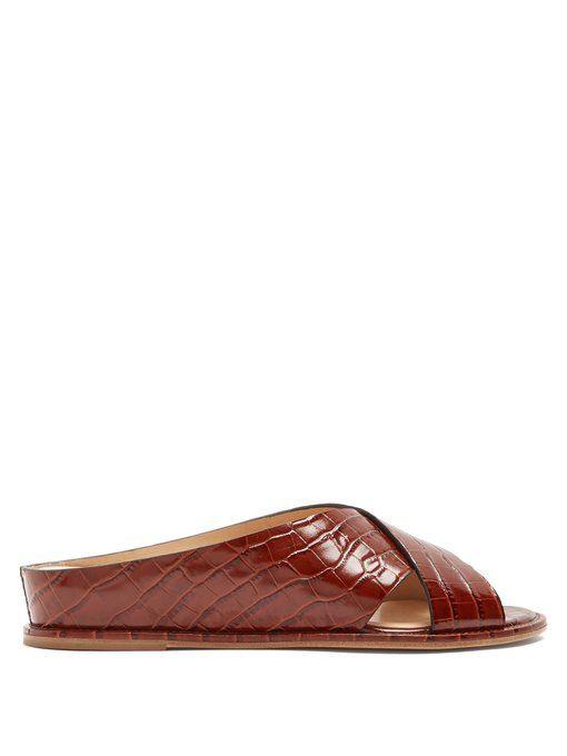 Ellington leather sandals Gabriela Hearst 8spFWcMB1
