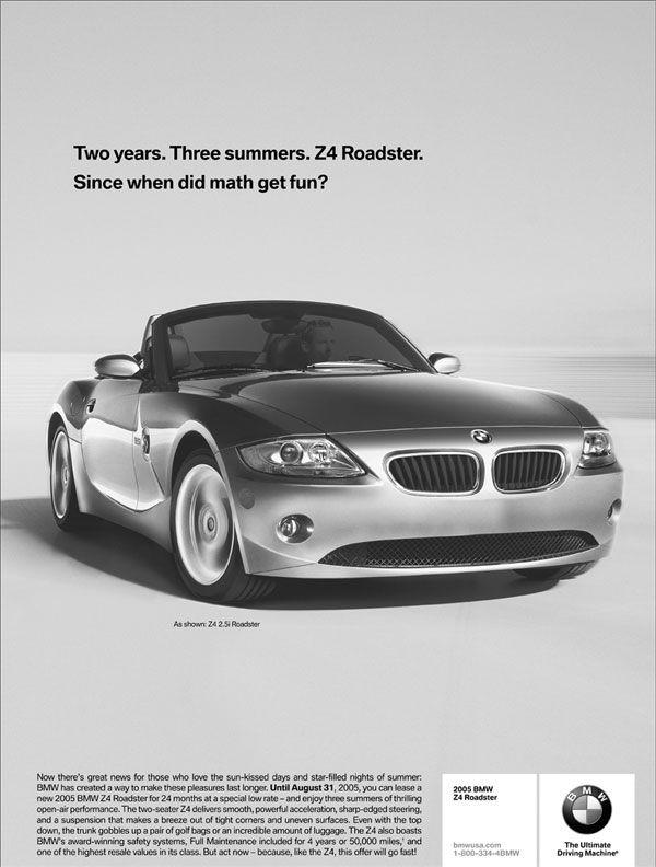 Bmw Ad Z4 Bmw The Greats Bmw Z4 Bmw Bmw Classic Cars