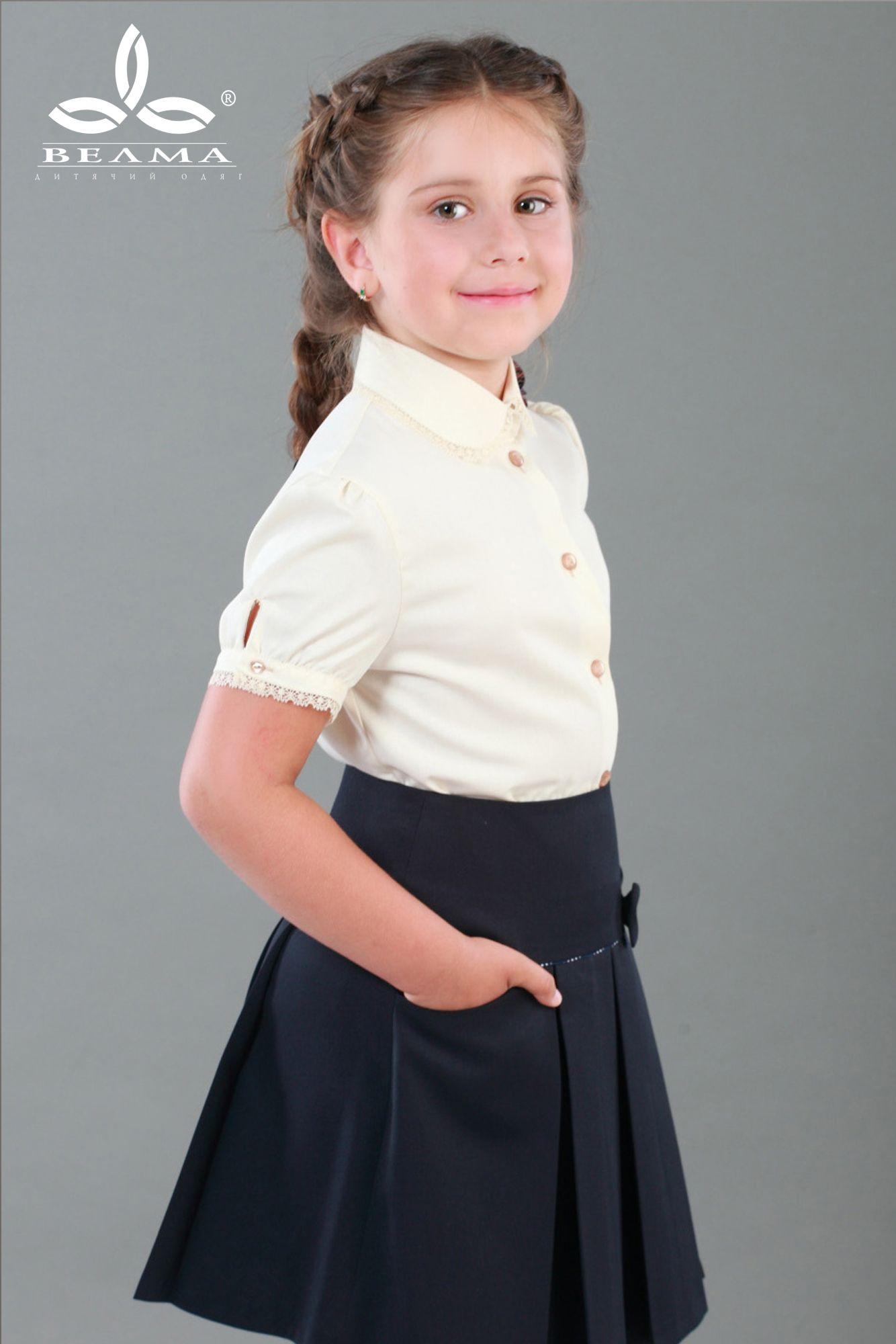 Дитячий одяг для дівчат 6-11 років  17b3be5e4554f