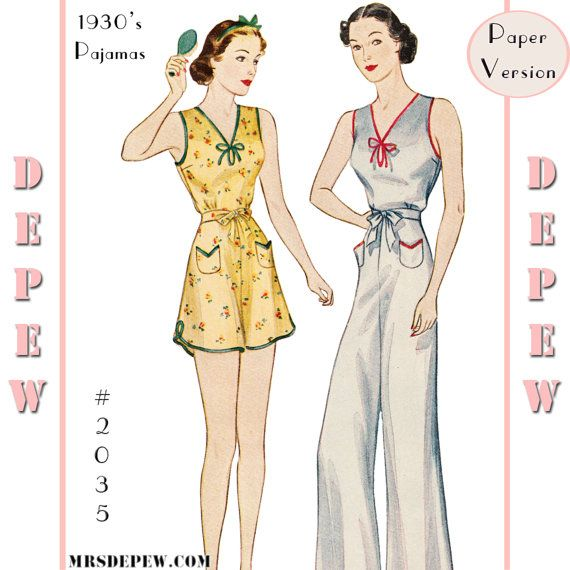 07e57151fc S617 Vintage Sewing Pattern Multisize Reproduction by Mrsdepew ...