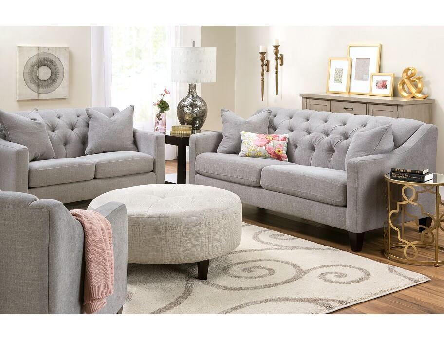Slumberland Solo Collection Silver Sofa Living Room Furniture Styles Buy Living Room Furniture Silver Sofa #slumberland #living #room #furniture