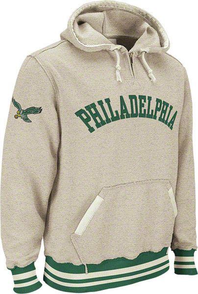 Philadelphia Eagles Vintage Sweatshirt  f7744cfb0466
