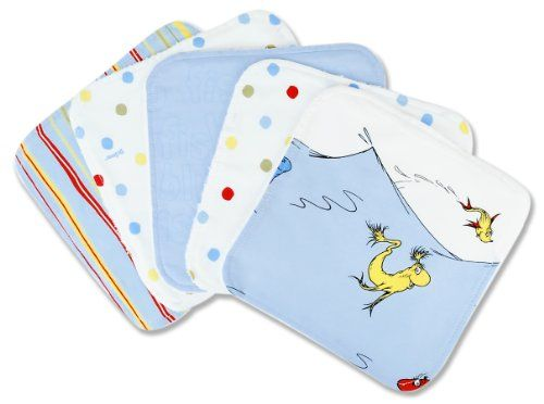 Trend Lab Dr. Seuss 5 Piece Wash Cloth Set, One Fish Two Fish Trend Lab http://www.amazon.com/dp/B005178MTS/ref=cm_sw_r_pi_dp_-iJiub1YF89KZ
