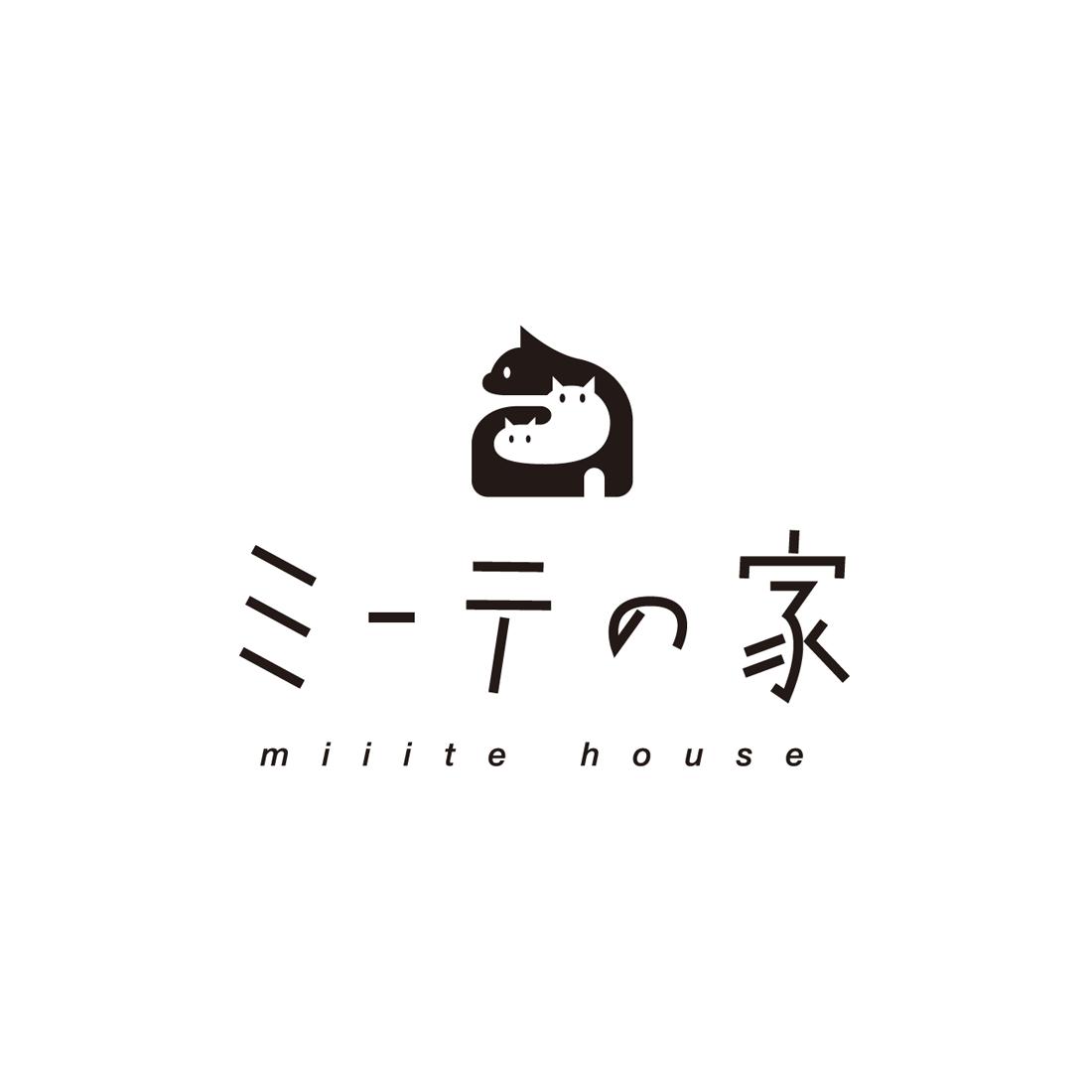 Ci Studio Fellow 家のロゴ デザイン