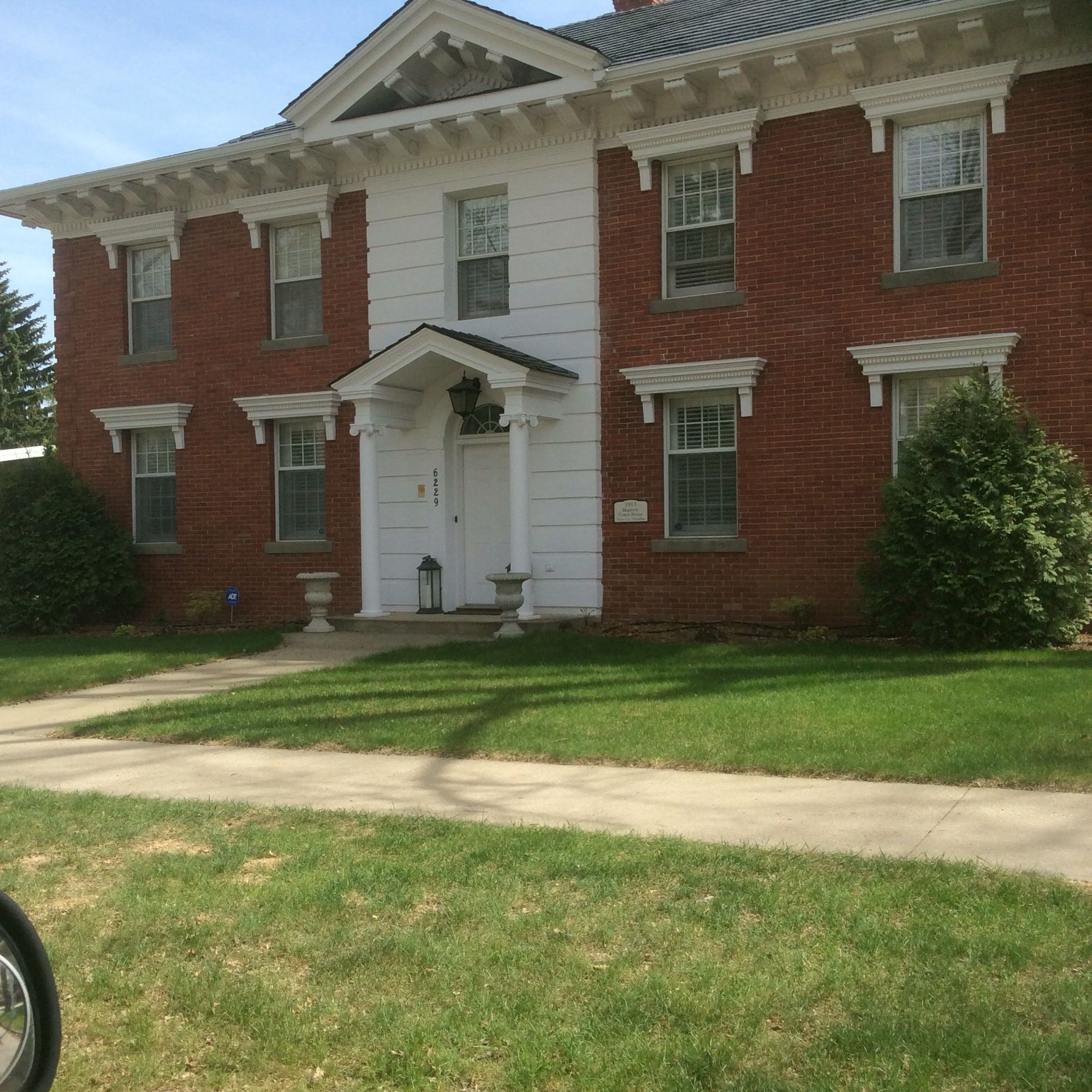 The Magrath Mansion