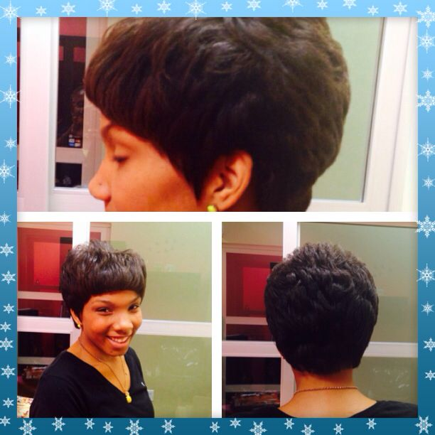 Short haircut/ Style