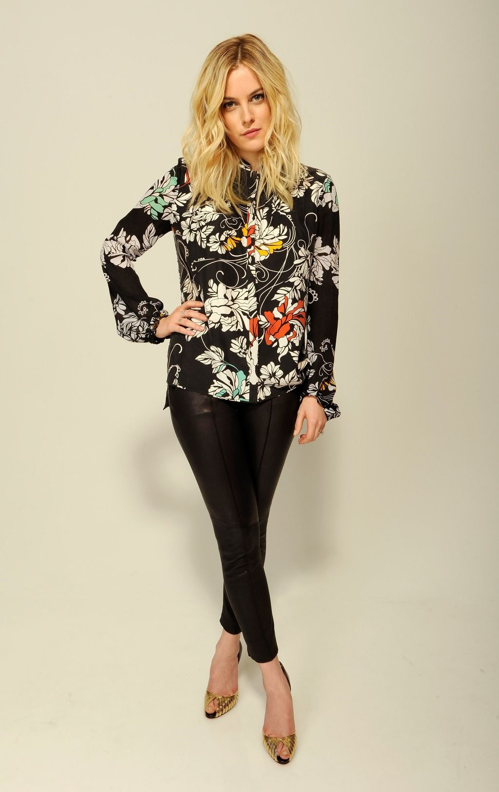 Actress Riley Keough of the film ' Jack and Diane' visits the Tribeca Film Festival 2012 portrait studio at the Cadillac Tribeca Press Lounge on April 21, 2012 in New York City. Description from zimbio.com. I searched for this on bing.com/images