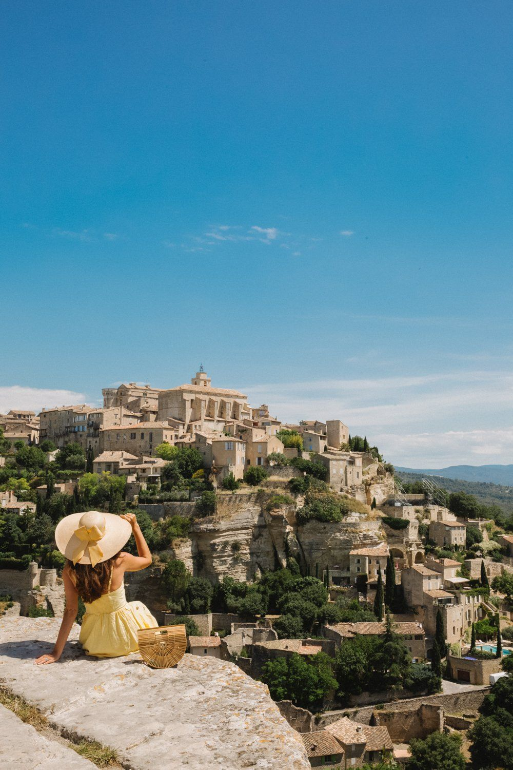 Gordes Provence The Londoner Summer Vacation Destinations Travel Provence