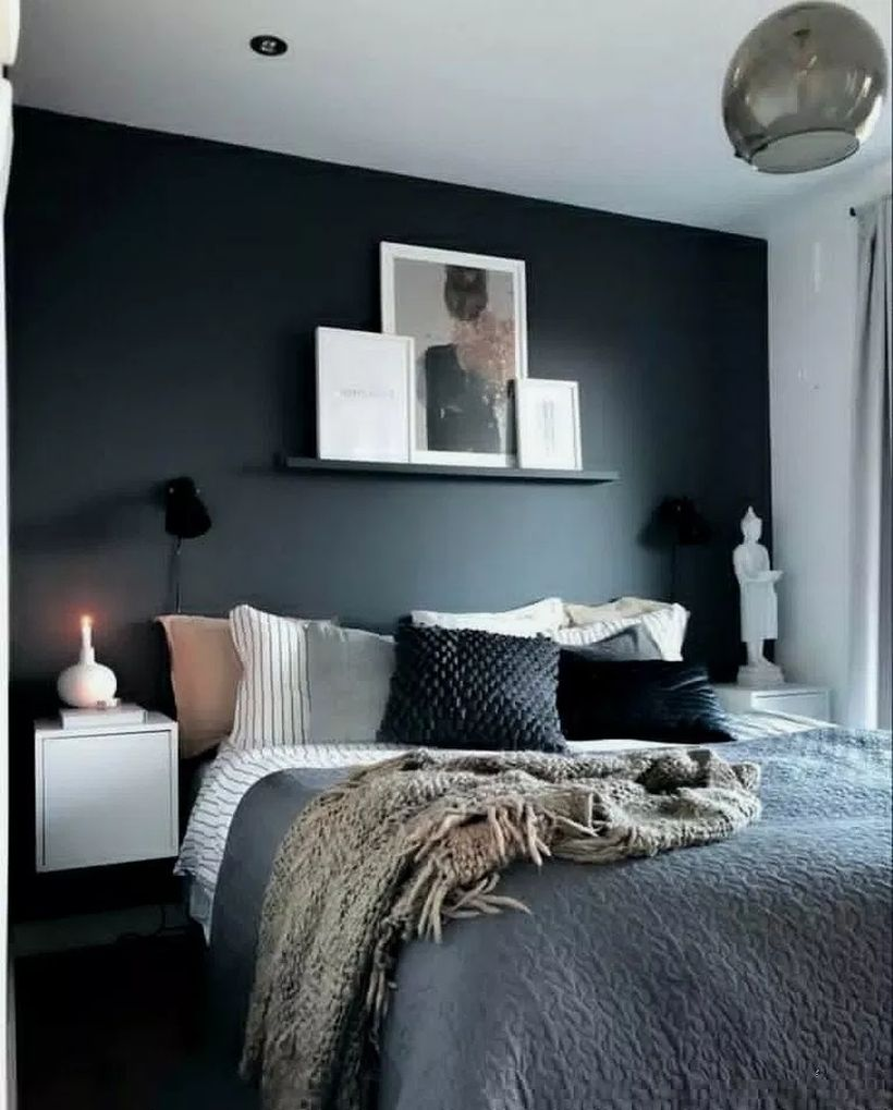 44 cool men s bedroom design ideas that you can try on discover ideas about master dream bedroom id=16836