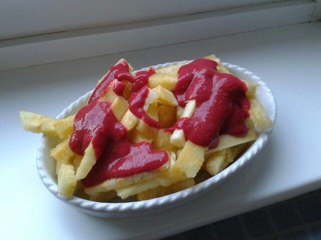 Pineapple Fries