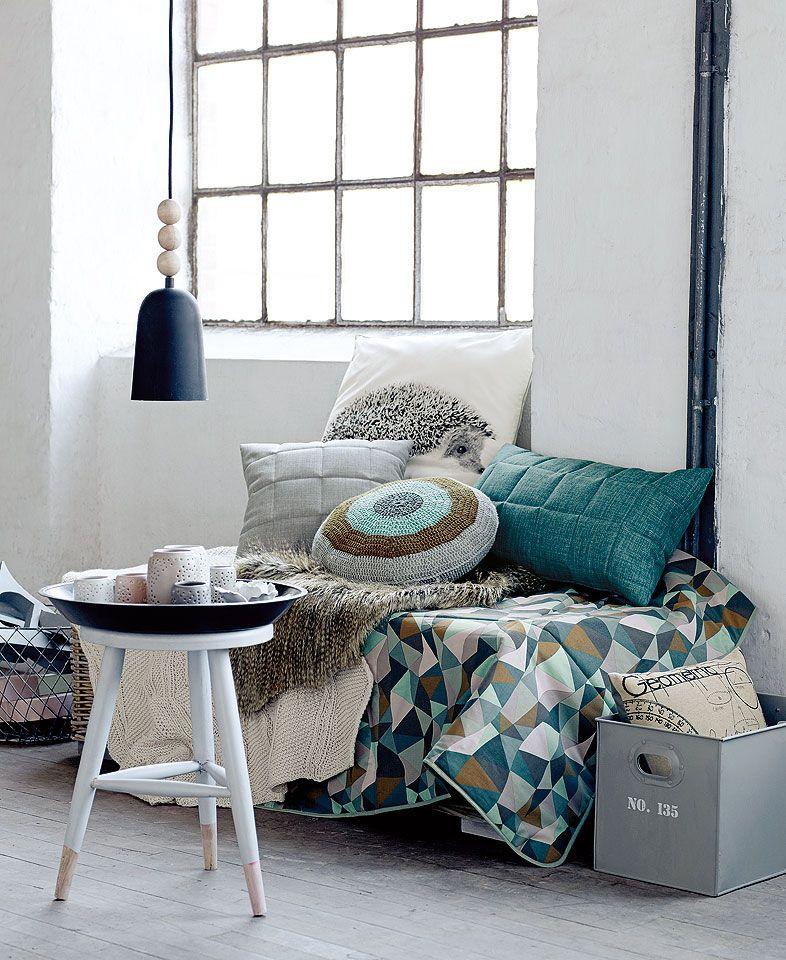 cushions stool lamp styling sierkussens krukje