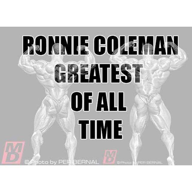 #signatureseries #ronniecoleman #bodybuilding #powerlifting #lightweight #bodybuilder #yeahbuddy #ph...