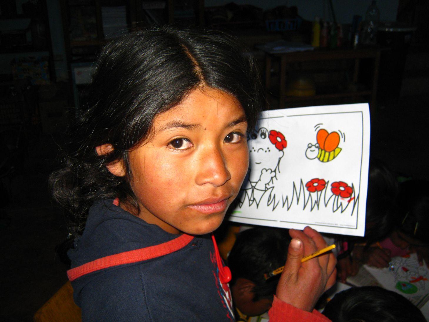 Door Marleen En Janneke Worden Ook In Cuzco Peru Op De Naschoolse Opvang De Frokkie Lola Kleurplaten Gebruikt Cuzco Kleurplaten Peru