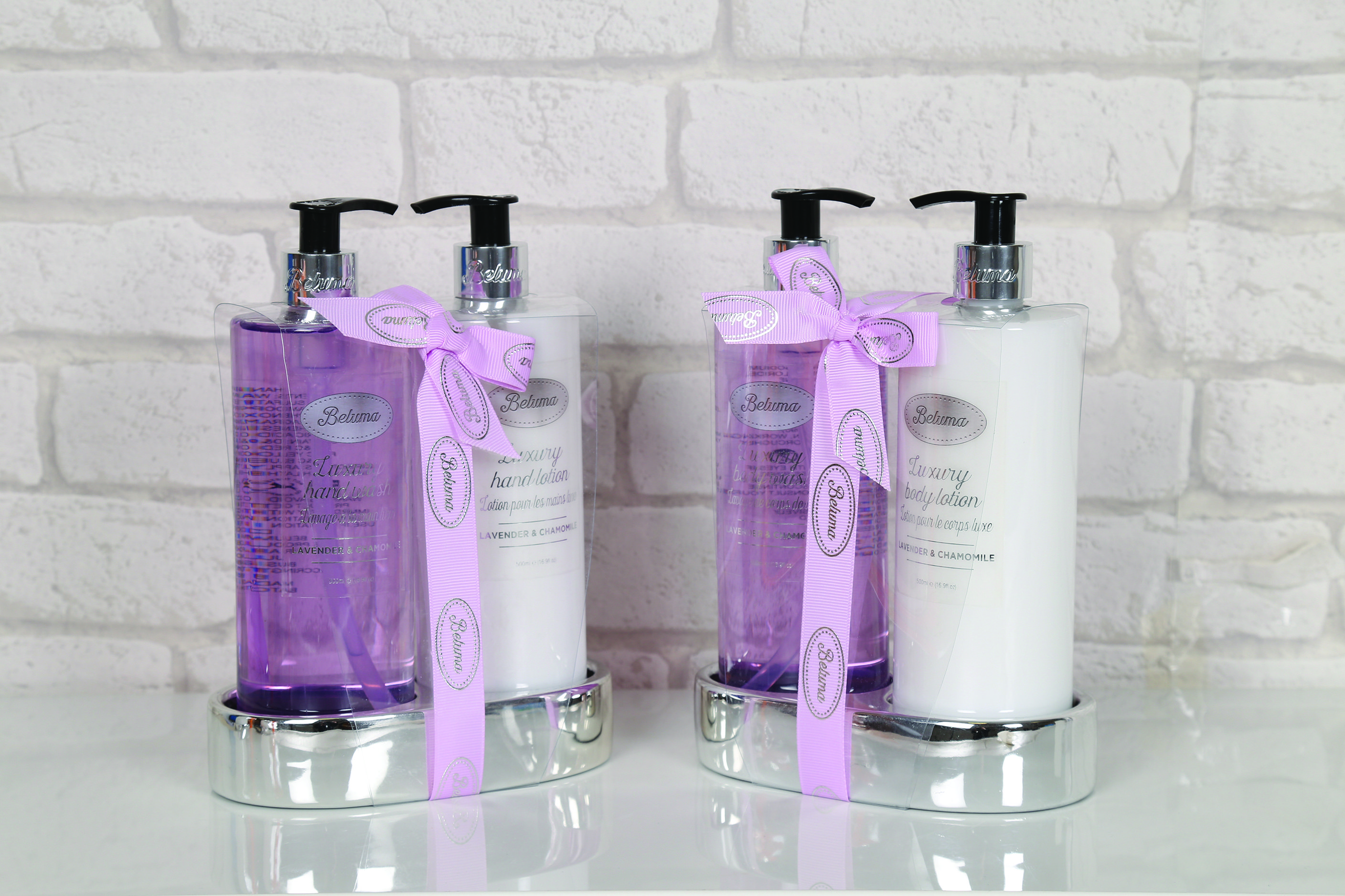 Lavender And Chamomile Hand Wash Lotion And Body Wash Lotion