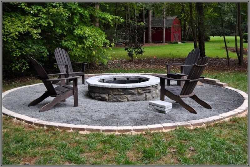 Backyard Fire Pit Ideas Diy Photo Gallery Outdoor Pits Designs Stunning