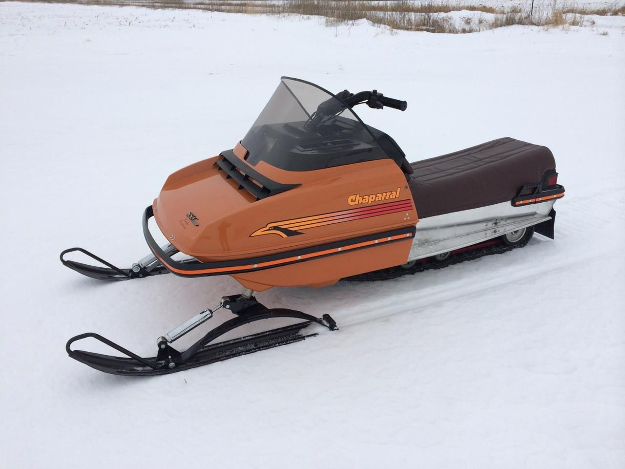 1974 Chaparral SSX 440. Snow Machine, Snowmobiles