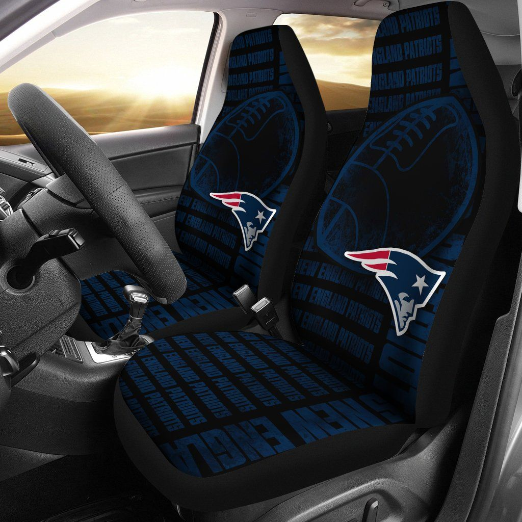 new england patriots car seat covers velcromag. Black Bedroom Furniture Sets. Home Design Ideas